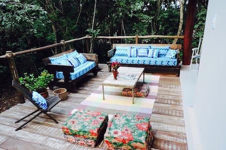 Casa do Bosque-Refúgio em Bonito - Casa