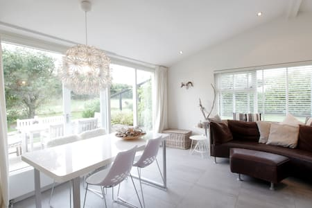 Trendy house at the dunes and beach - Westkapelle