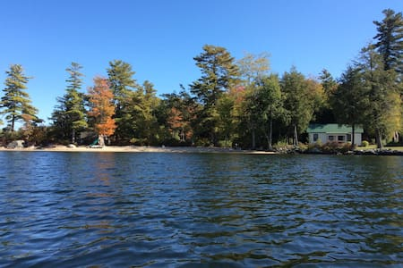 Charming Lake Wentworth guest house - Wolfeboro - Cabin