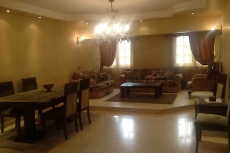 Cozy 2BD Flat infront of City Stars - Apartamento
