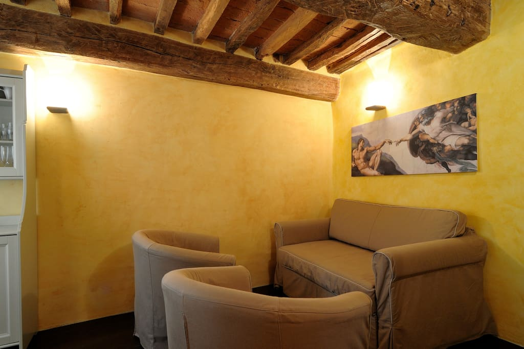 Appartamento in borgo medioevale
