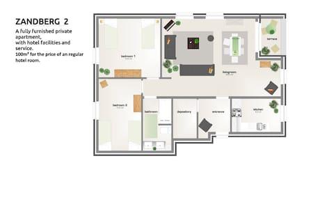 Hotel Apartments Belgium II - Westerlo