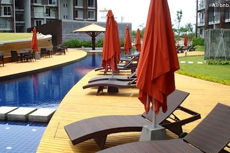 Luxury Seaside Furnished Studio - Quiet Pool View - Ko Samui - Apartment