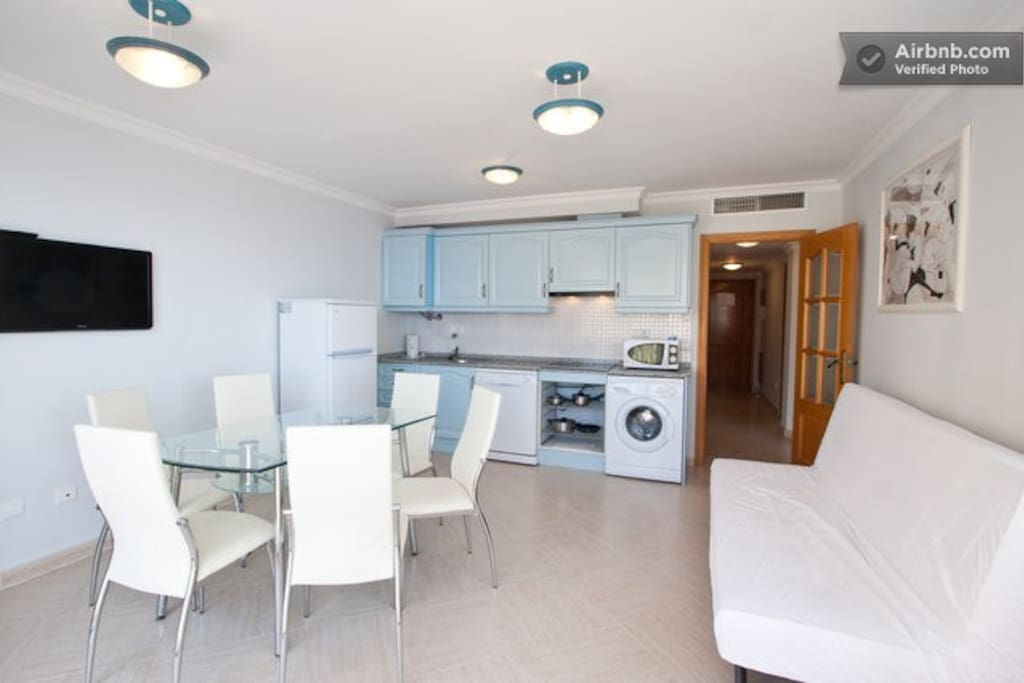 Apartment in first sea line (1)