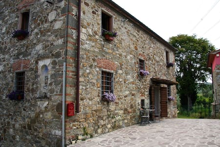 Beautiful Country House in Toscana - Buriano