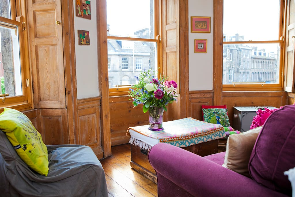 Room by the Shore,Leith.Edinburgh