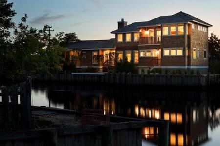 New Moon Cottage - Ház