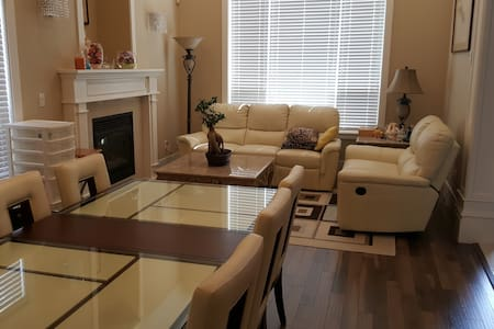New House, Clean Room(#1), Spacious Common Area! - Hus
