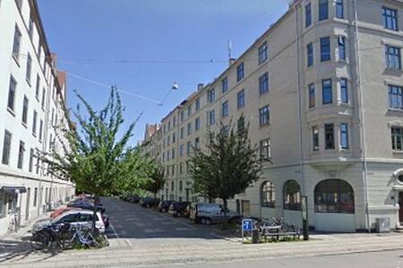 Skønne lejlighed på Frederiksberg