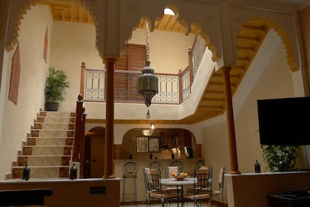 Riad MELED, for a pleasant stay