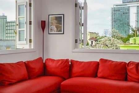 Hostal Zaza, Big Room, City Center, Vedado - Pis