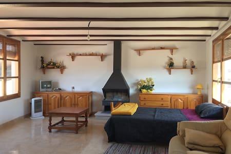 Casa rural céntrica para grupos o familias - Haus