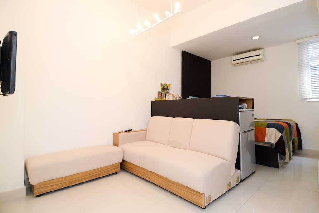 Best Location-Modern Comfy Studio