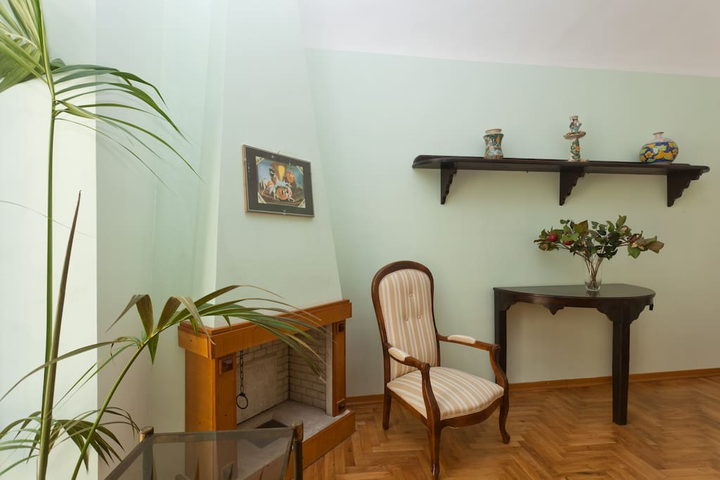 Apartment at Palazzo Trinacria