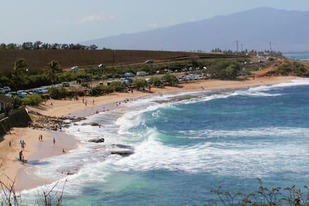 Historic Maui Beach Front Compound - Ház