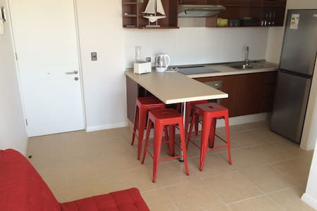 departamento full playa y casino La Serena - La Serena - Appartement