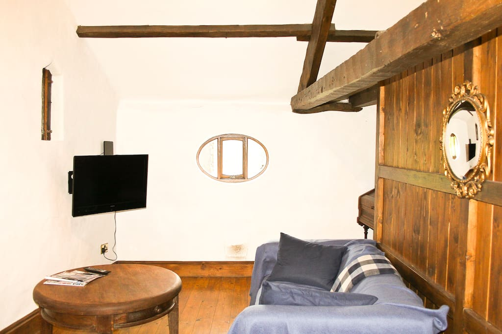 Spacious B&B-and much more!