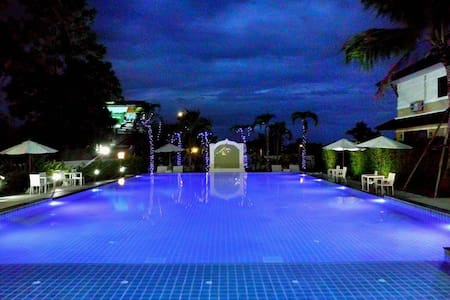 爱清迈泳池度假别墅 169/1栋ICM Resort - Chiang Mai - Huis