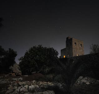 """Salento, """"Il Fortino"""" Ancient Tower - Ugento"""