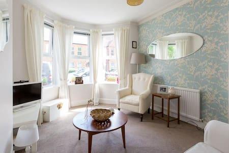 Beautiful flat near peaceful and leafy Lloyds Park - Lontoo - Huoneisto