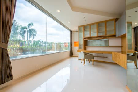 Cozy & Trendy 1BR at City Center - Bangkok - Wohnung