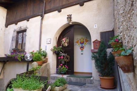 Villa Gobbo - Val di Non - Trentino - Sfruz - Apartmen