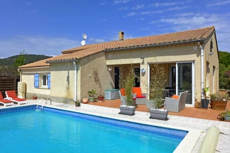 Villa with private pool in Aude - Argeliers - Villa