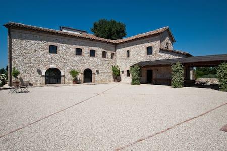 San Rocco's Villa, close to Narnia