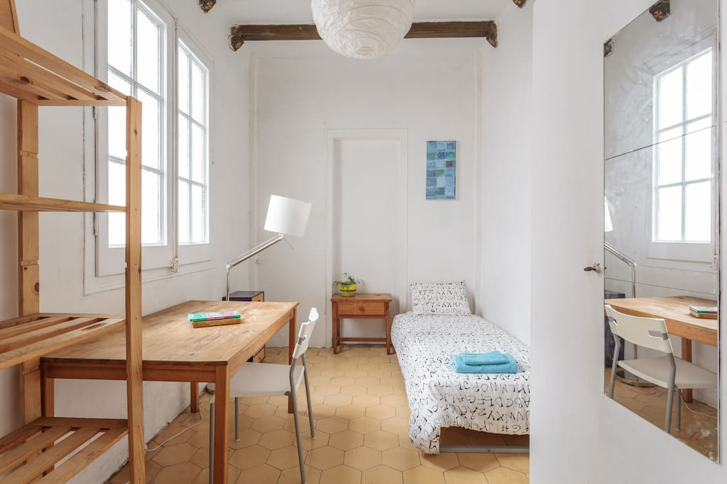 Room in amazing flat Born-Centre