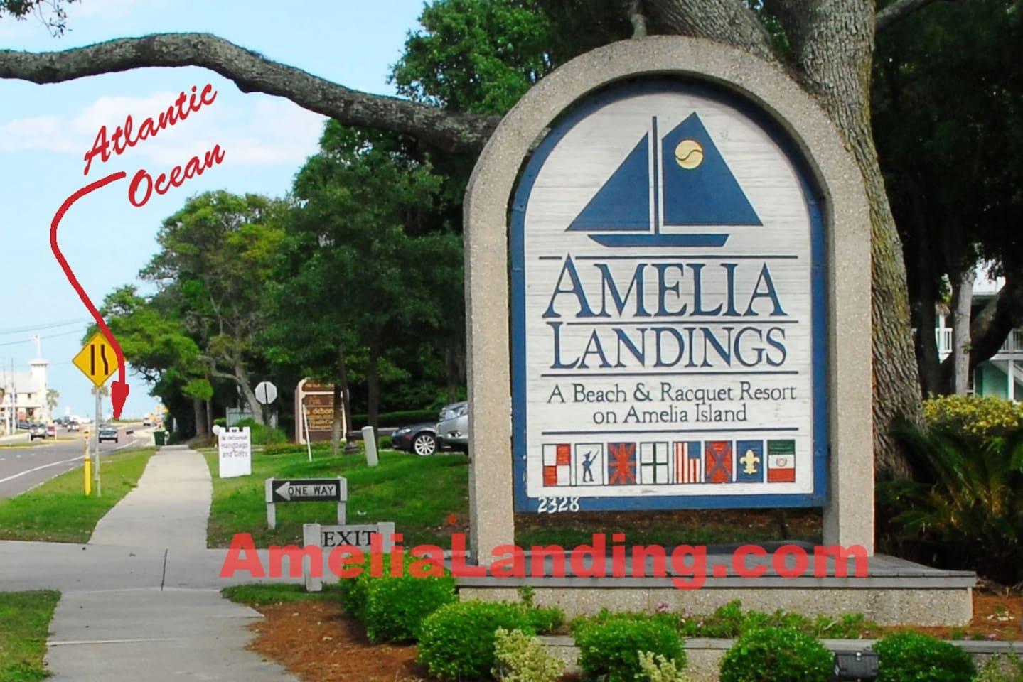 Amelia Landings is short block to the glorious Amelia Island beaches.