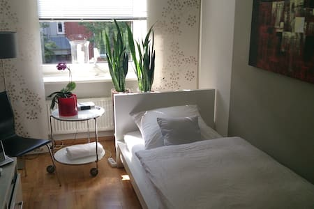 CENTER HAMBURG, Central station - Hamburg - Bed & Breakfast