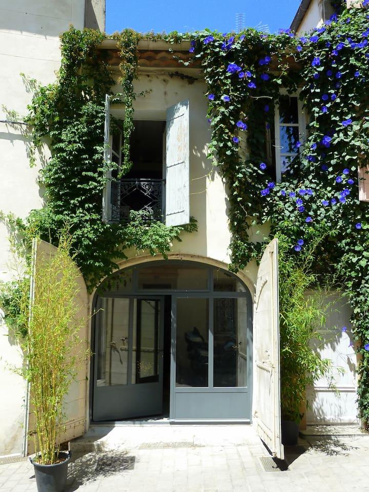 House of 140sqm Arles city center