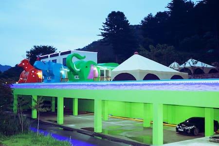 가평 동물카라반펜션 - Gapyeong-gun - Loft