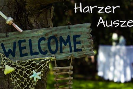 Ferienwohnung Harzer Auszeit Hattorf - Hattorf am Harz - Apartamento