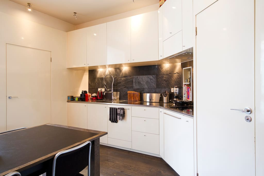 Luxury Canal Apartment