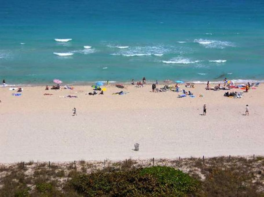 Miami Beach Oceanfront 6/7 persons