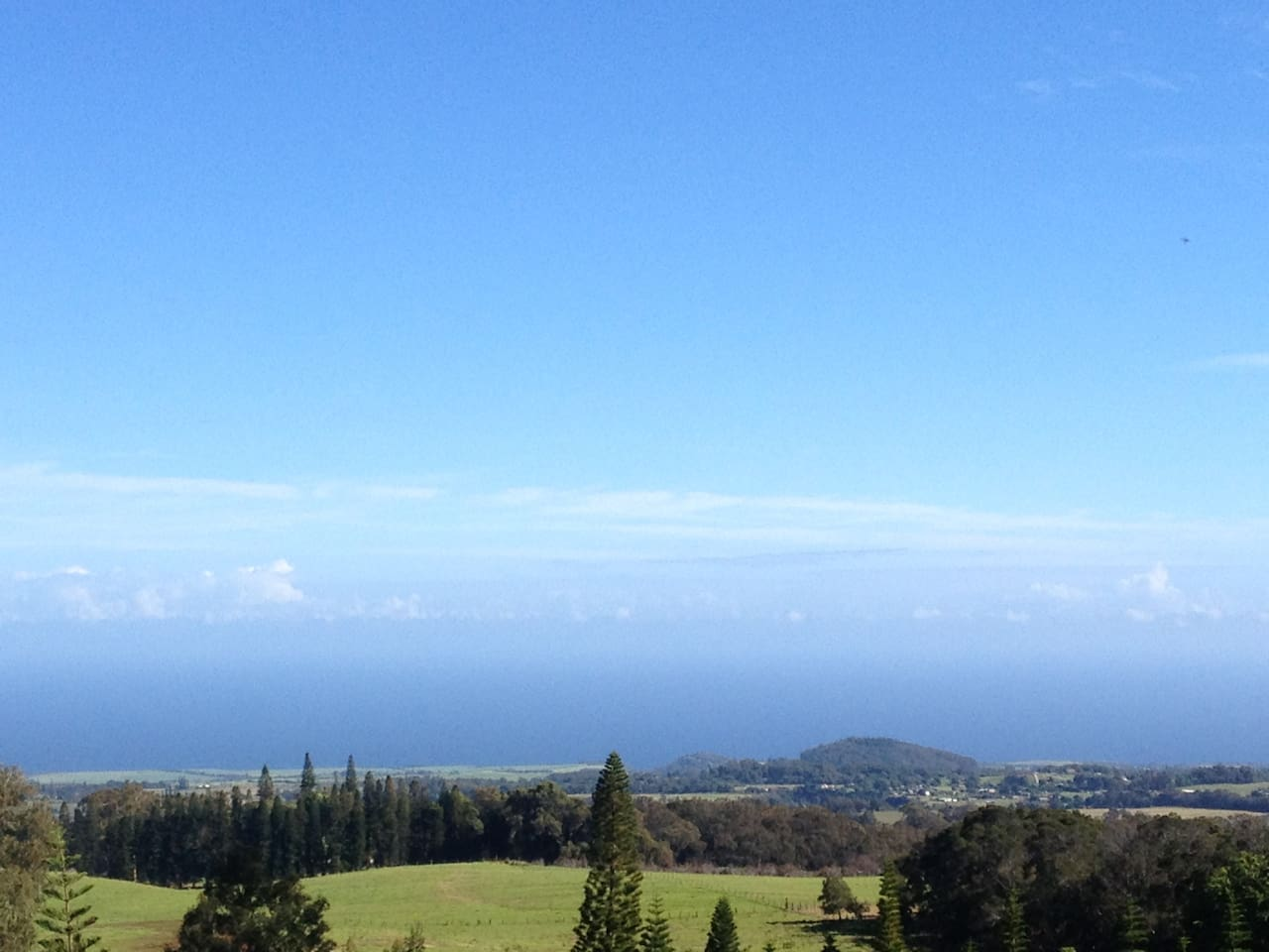 Unobstructed Panoramic Ocean and North Shore Views Across Rolling Pastureland..