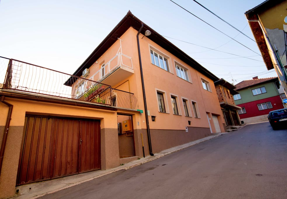 3 room apart - Old Town-Bascarsija