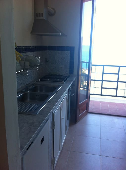 Apartment for 4 next to Cefalù