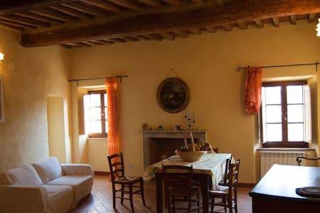 A real Italian adventure in Toscany - San Dalmazio - Apartment