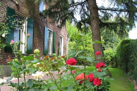 Ruimte, rust, wandelen en fietsen - Herpen - Chalet