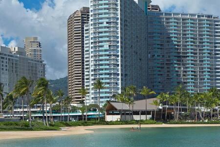 Oceanside at the Ilikai, Waikiki HI - Honolulu - Condominium