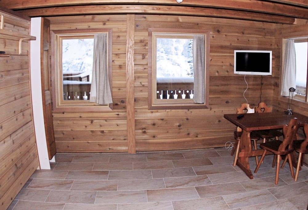 Chalet Snowbird Studio with loft