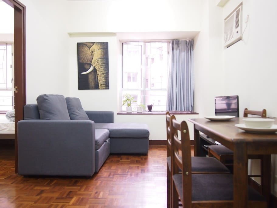 Around SOHO & Macau Ferry 2 Bedroom