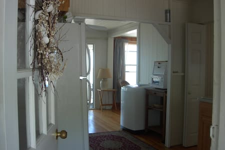 Your private waterfront sandy cabin - Old Lyme - Casa