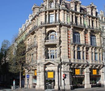 les cariatides centre Lille