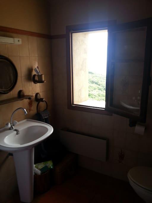 La salle-de-douche