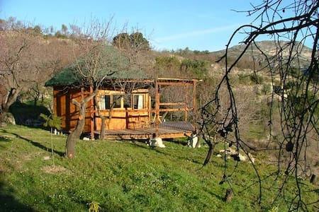 Solterreno cabin mountain retreat - La Vall De Laguar