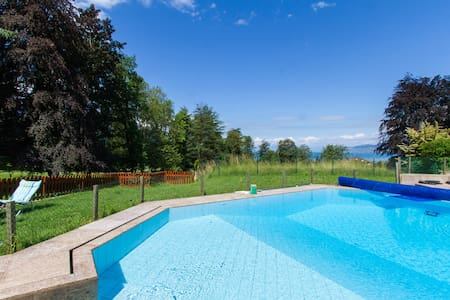 Two level Villa - Swimming Pool - Appartement