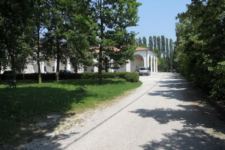 Apartments in a villa near Venice - Wohnung